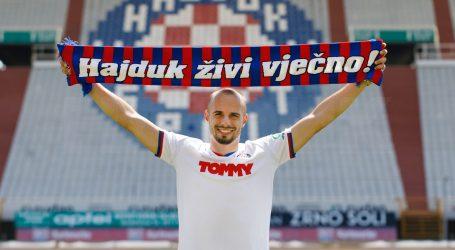 Todorovićev put do Hajduka