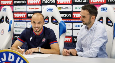 Hajduk pronašao zamjenu za Juranovića – iz Red Bull Salzburga stigao Darko Todorović