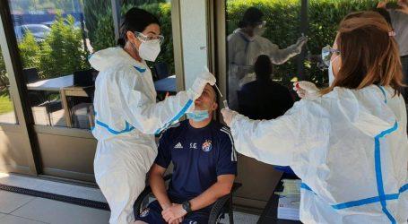 Igrači i stručni stožer Dinama ponovno testirani na koronavirus