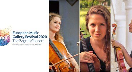 European Union Youth Orchestra za obnovu Hrvatskog glazbenog zavoda
