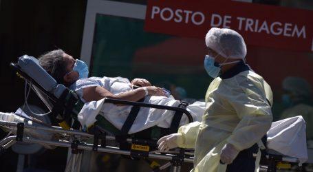 Brazil registrirao 620 novih smrtnih slučajeva i 23.101 novozaraženog