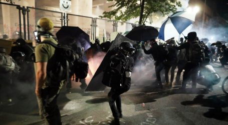 """TRUMP: """"Federalna policija ostaje u Portlandu dok ne očistimo grad od anarhista i agitatora"""""""