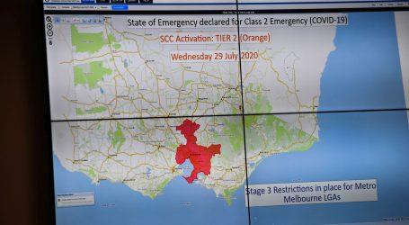 U australskoj državi Victoriji proglašeno izvanredno stanje
