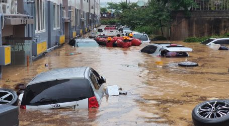 Obilne kiše u Južnoj Koreji: Više od 1000 ljudi evakuirano, 13 mrtvih