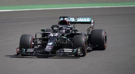 VN Velike Britanije: Hamilton najbrži na trećem treningu