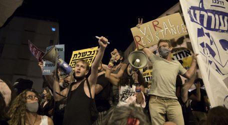 """Netanyahu nazvao prosvjednike """"inkubatorima virusa"""""""
