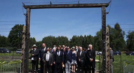 U Auschwitzu obilježen Međunarodni dan sjećanja na romske žrtve holokausta