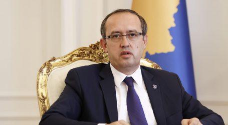 Kosovski premijer Hoti pozitivan na koronavirus