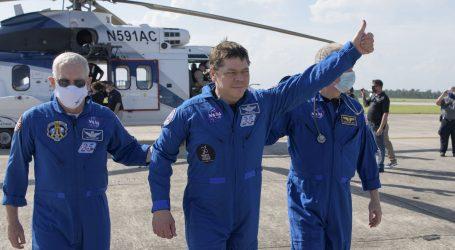 SpaceX: NASA-ini astronauti opisali povratak na Zemlju