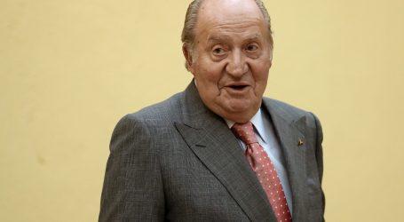 Bivši španjolski kralj odlazi iz zemlje zbog istrage za korupciju