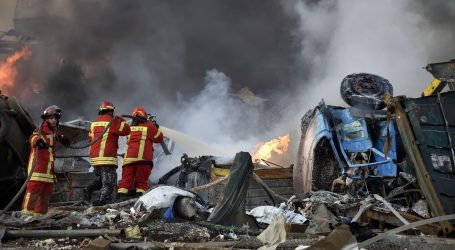 EKSPLOZIJA U BEJRUTU: Poginulo najmanje sto osoba, više od 300 tisuća ljudi ostalo bez svojih domova