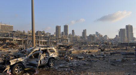 BEJRUT: Pedeset mrtvih u katastrofalnoj eksploziji