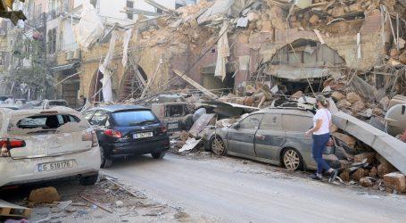 Uzrok eksplozije u Bejrutu je umjetno gnojivo s ruskog broda