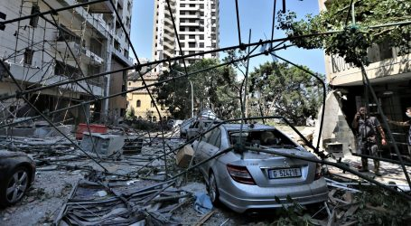 Ljutiti stanovnici Bejruta traže odgovore o eksploziji