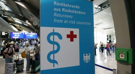 Od subote u Njemačkoj obavezno testiranje svih povratnika iz rizičnih područja