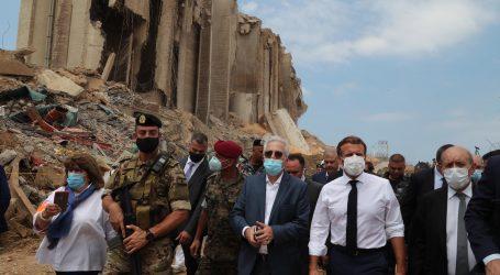 Svjetski čelnici danas o pomoći Libanonu, šteta 15 milijardi dolara