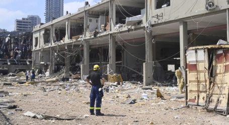 Broj mrtvih uslijed eksplozije u Bejrutu narastao na 154