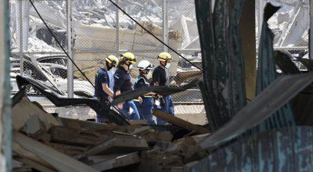 Više od 60 nestalih nakon eksplozije u Bejrutu