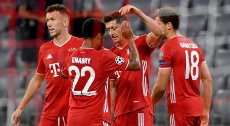 LP: Bayern – Chelsea 4-1, Perišić strijelac