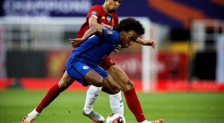 Willian se oprostio od Chelseaja