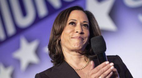 Kamala Harris, potpredsjednička kandidatkinja Demokrata na izborima