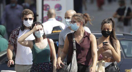 Česi će od 1. rujna morati nositi maske