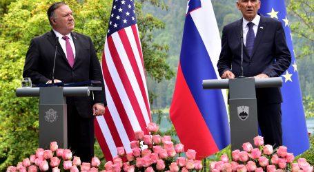 """POMPEO: """"SAD želi osigurati čistu energiju za Slovence"""""""