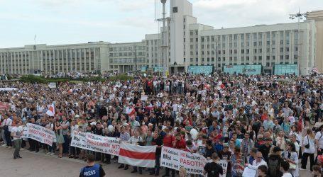 EU priprema sankcije protiv Bjelorusije zbog nasilja