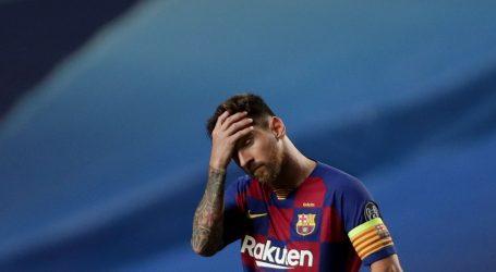 Barcelona potvrdila da Messi traži raskid ugovora s klubom!