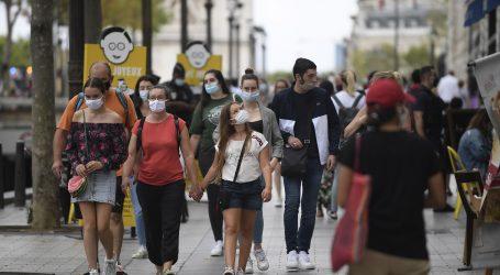 Francuska predlaže maske u zajedničkim radnim prostorima