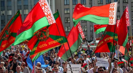 Rusija nudi vojnu pomoć Lukašenku uoči demostracija obje strane