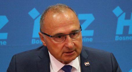 """GRLIĆ RADMAN: """"Hrvati u BiH i u Hrvatskoj imaju ista prava i potrebe"""""""