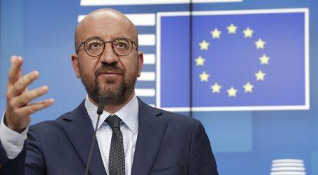 Michel: EU će nametnuti sankcije Bjelorusiji zbog izborne prijevare