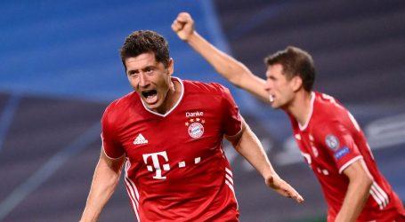 Uvjerljivi Bayern s tri pogotka u mreži Lyona izborio finale Lige prvaka protiv PSG-a