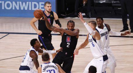 NBA: Clippersi uvjerljivi protiv Dallasa, Denver smanjio zaostatak u seriji