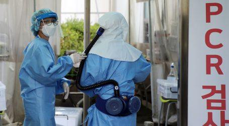 Nakon porasta broja novozaraženih južnokorejske vlasti traže više testiranja
