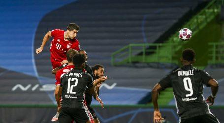 LIGA PRVAKA: Bayernov stroj protiv francuskih 'plaćenika' za savršenu sezonu
