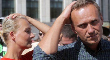 Supruga Alekseja Navalnog od Putina traži da ga pusti na liječenju u Njemačku