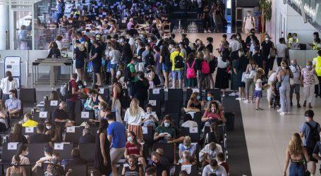 U Splitu ovaj vikend 83 tisuće putnika