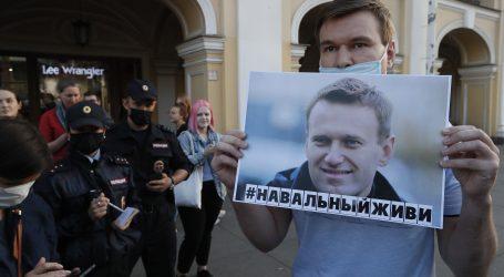 Ruski liječnici dopustili prebacivanje Navaljnog u Njemačku