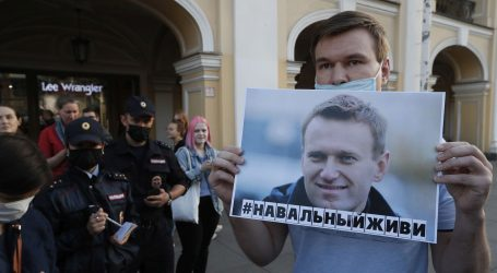 Saveznici Navalnog optužuju Kremlj da sprečava njegovu evakuaciju u Njemačku