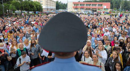 Lukašenko naredio vojsci da zaustavi pokušaje revolucije u zemlji