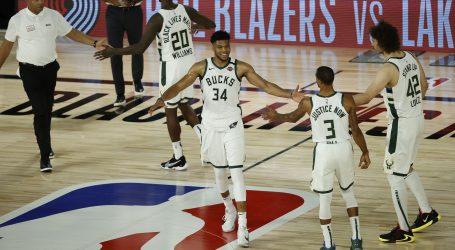 NBA: LA Lakersi i Milwaukee izjednačili