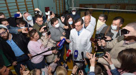 Iz sibirske bolnice kažu da Navalni ima metaboličku bolest