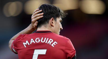 Kapetan Manchester Uniteda Harry Maguire priveden zbog sukoba