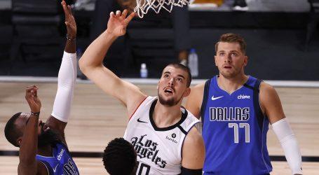 NBA: Dončić tricom u zadnjoj sekundi donio pobjedu Dallasu, Zubac upisao 15 koševa