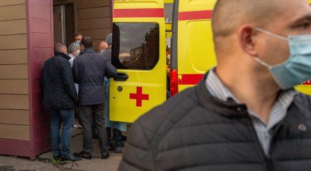 Navaljni prebačen u Njemačku na liječenje
