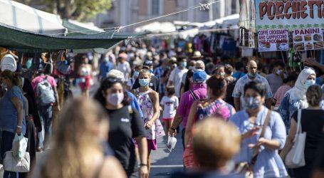 Italija zabilježila novih 1.210 zaraza, najviše u tri mjeseca