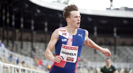 DL: Marko Čeko peti u Stockholmu, europski rekord Warholma
