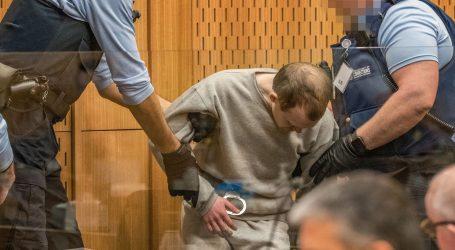 Napadač iz Christchurcha osuđen na doživotni zatvor bez mogućnosti uvjetnog otpusta